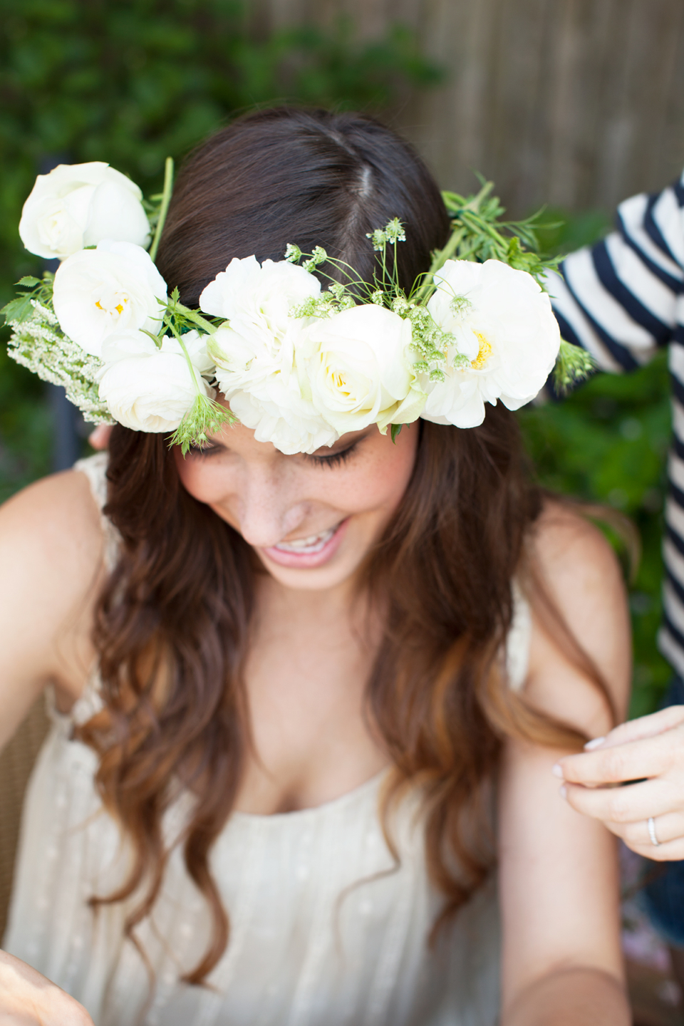 How to make your own flower crown diy flower crowns and wreaths how to make your own flower crown diy flower crowns and wreaths cheetah is the new black izmirmasajfo Images