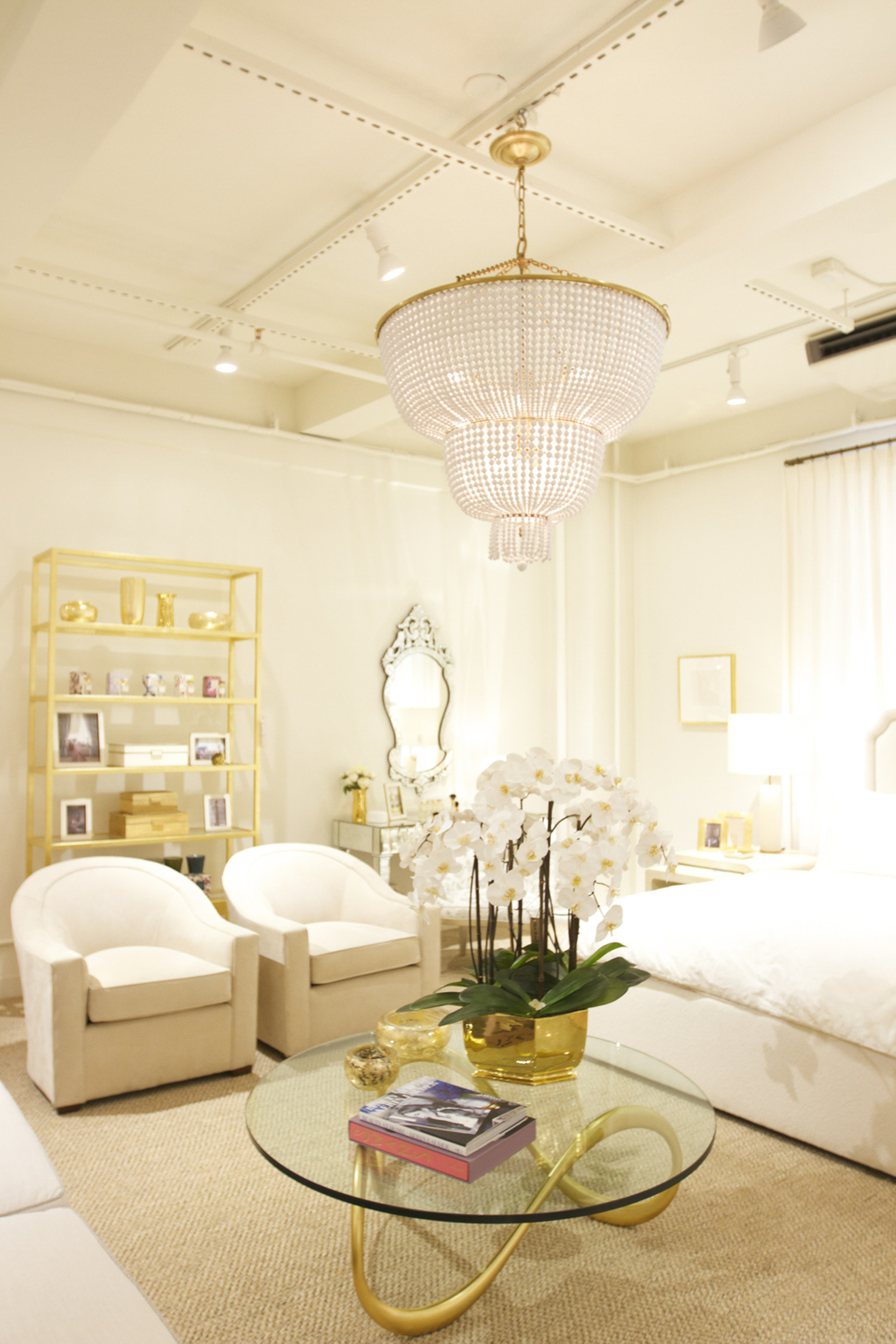 AERIN Gold Home Decor Inspiration