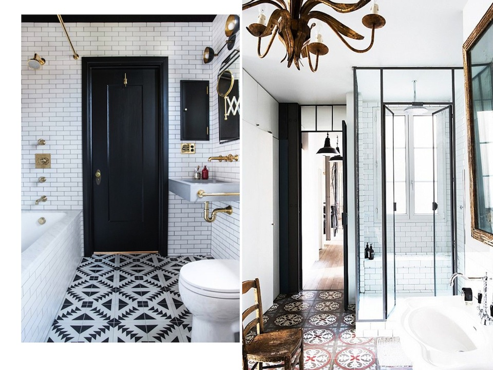 home decor eclectic bathroom inspiration