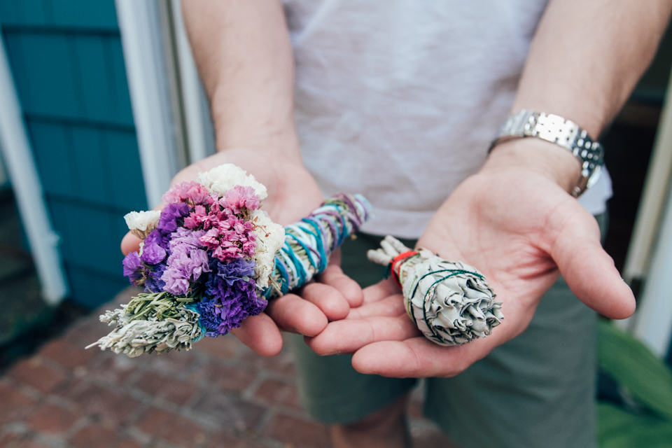how to cleanse your house with sage