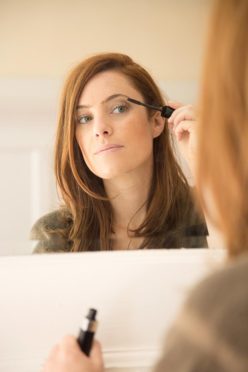 chanel brown mascara