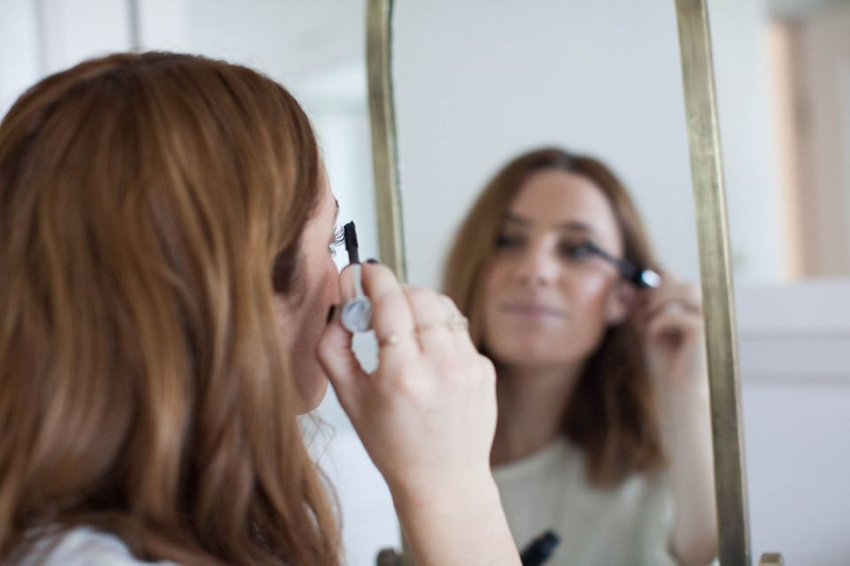 alicia lund clinique chubby mascara