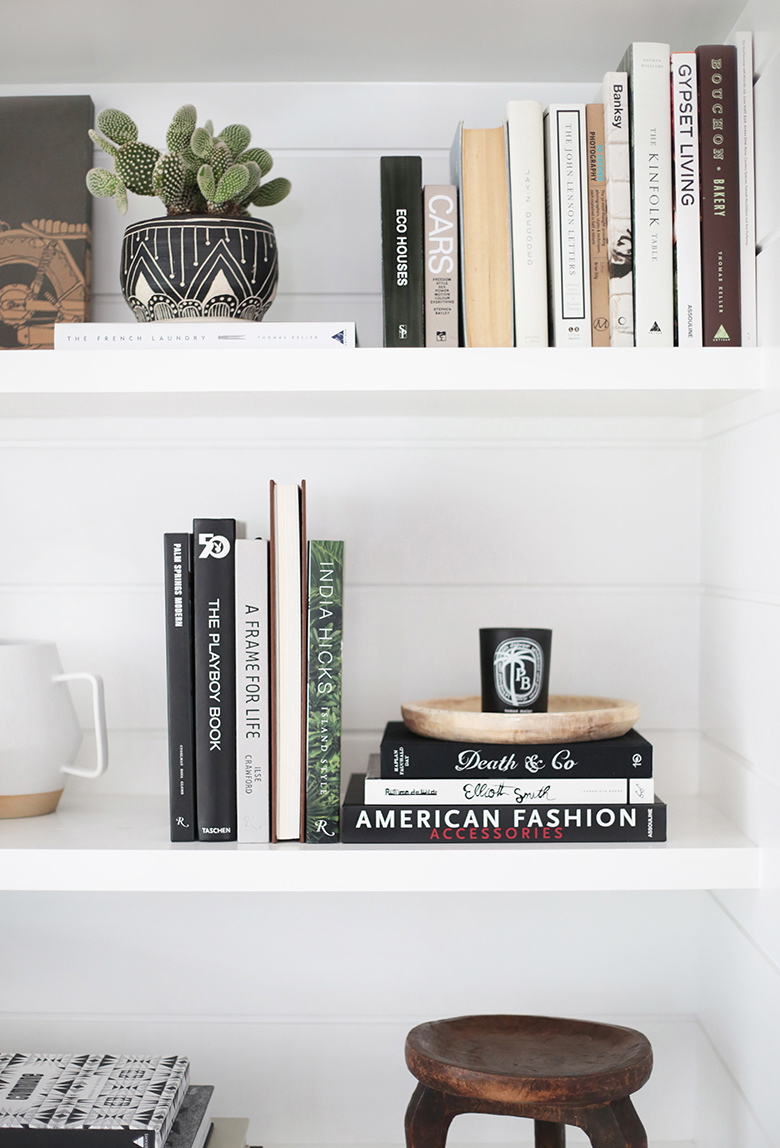 home decor shelf styling inspiration