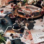girls' valentine's day dessert party