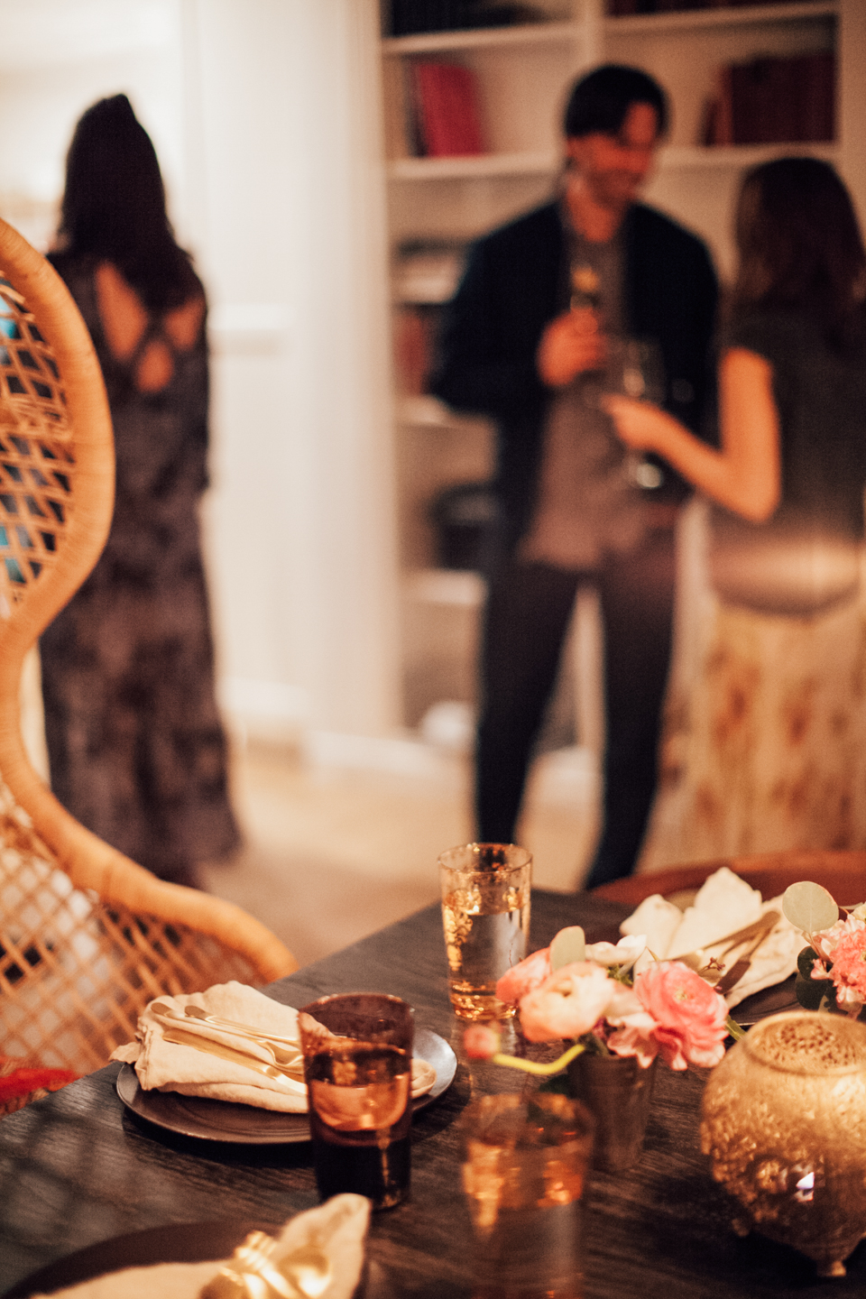 moroccan romance party