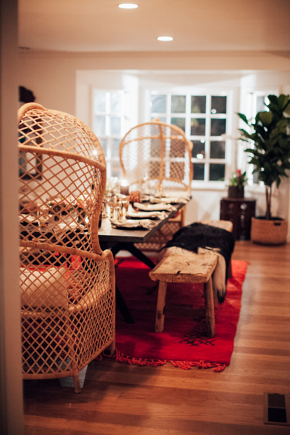 moroccan romance dinner party