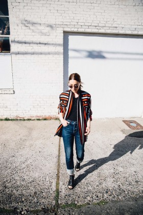 etoile isabel marant breeda striped wool jacket