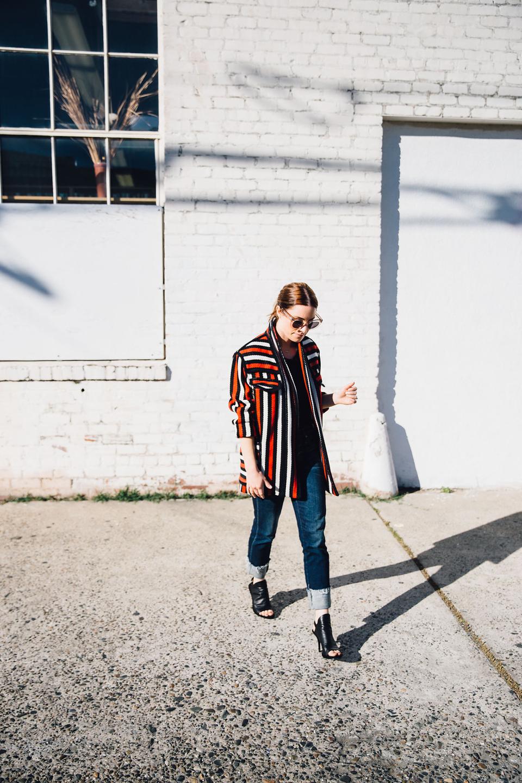 etoile isabel marant breeda striped wool jacket