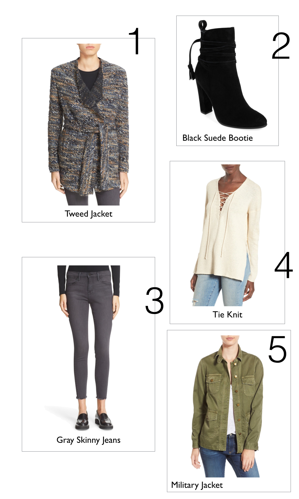 5 fall essentials nordstrom anniversary sale