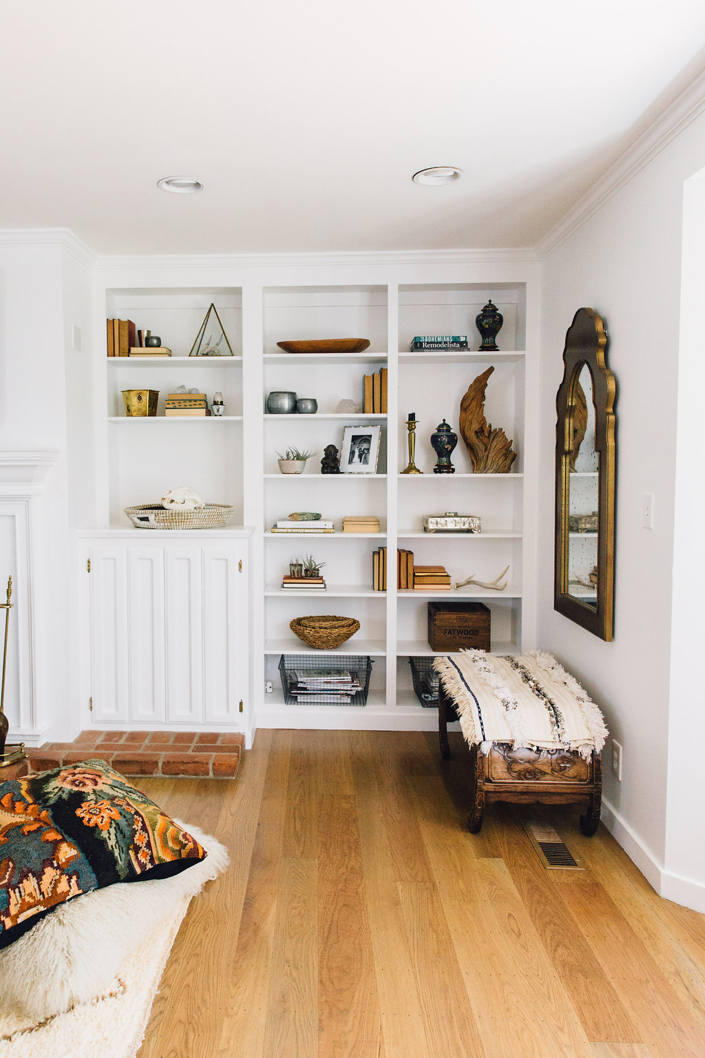 3 Tips for Styling Open Shelving - Cheetah is the New Black ...