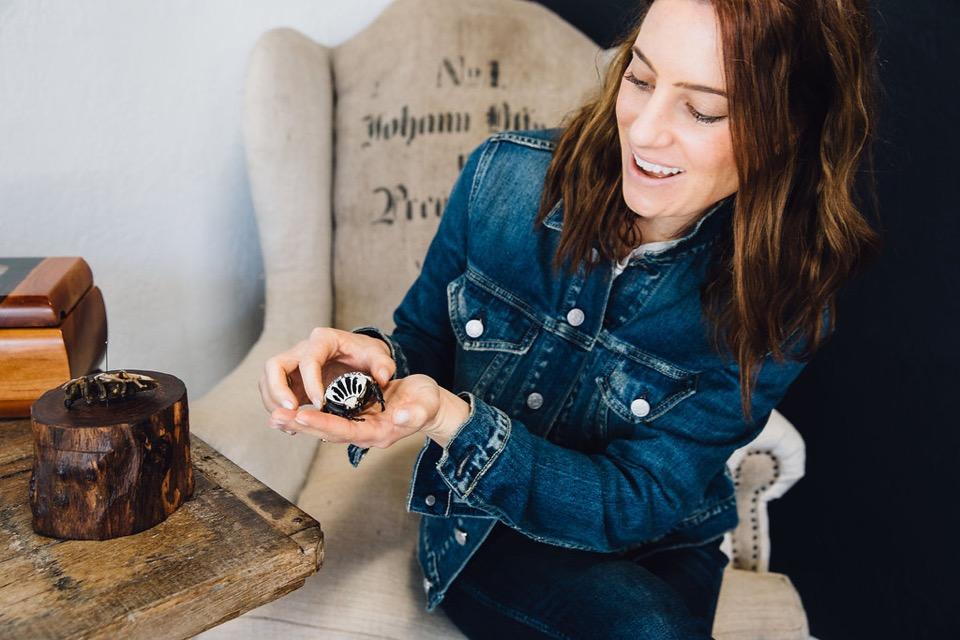 melissa joy manning wedding ring redesign