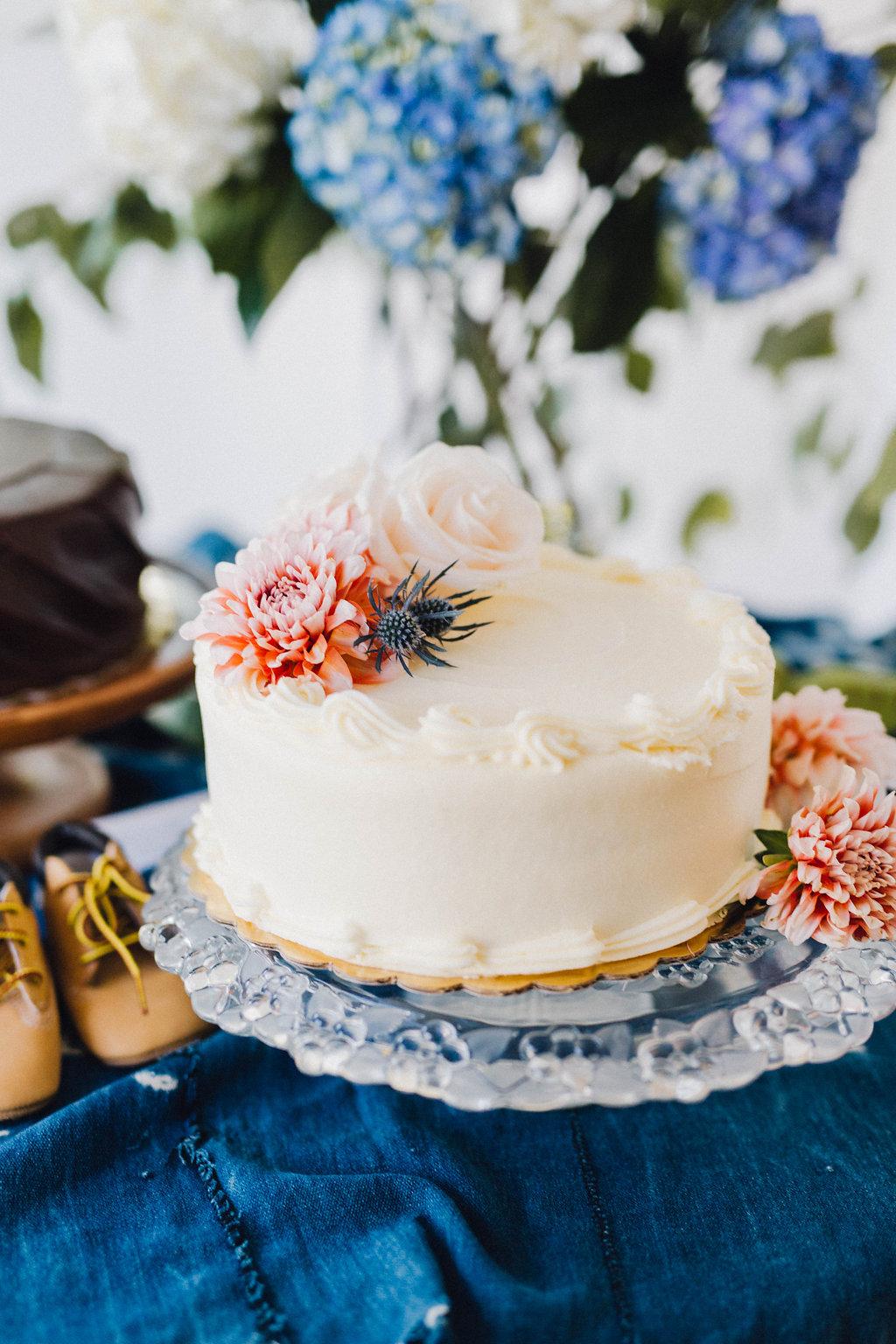 Freeport Bakery Baby Shower Cakes