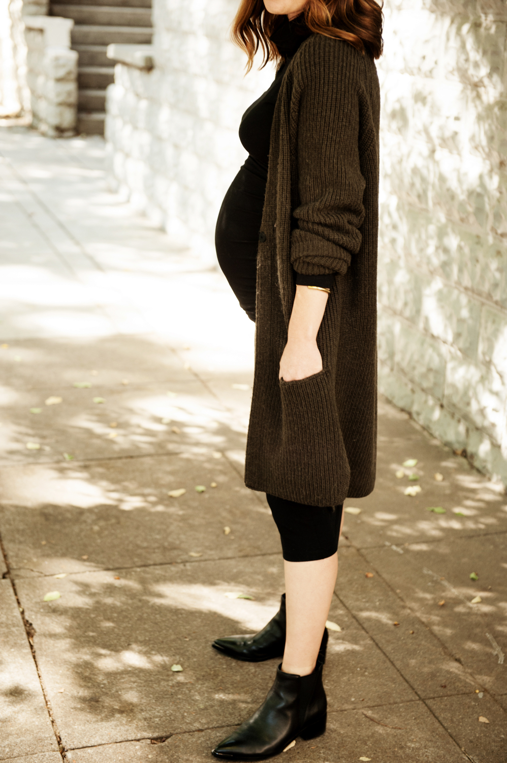 fall essential to shop now: long cardigan
