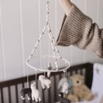 baby boy nursery room details