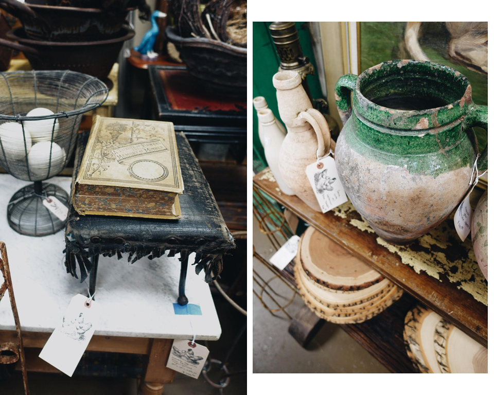 best sacramento antique shopping