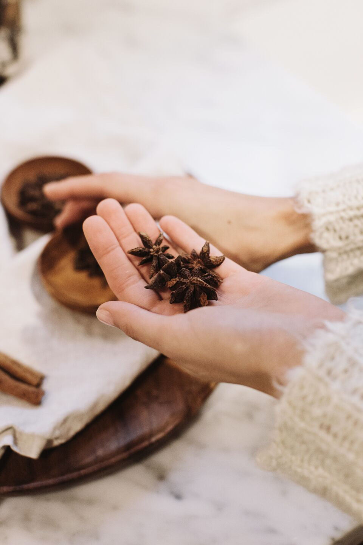 holiday recipe to make: muled wine