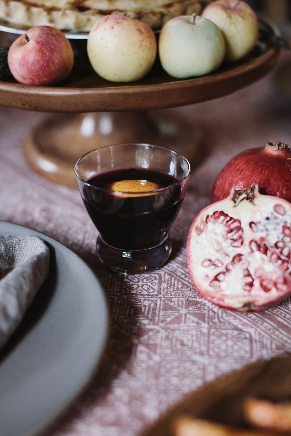 holiday recipe to make: muled wine