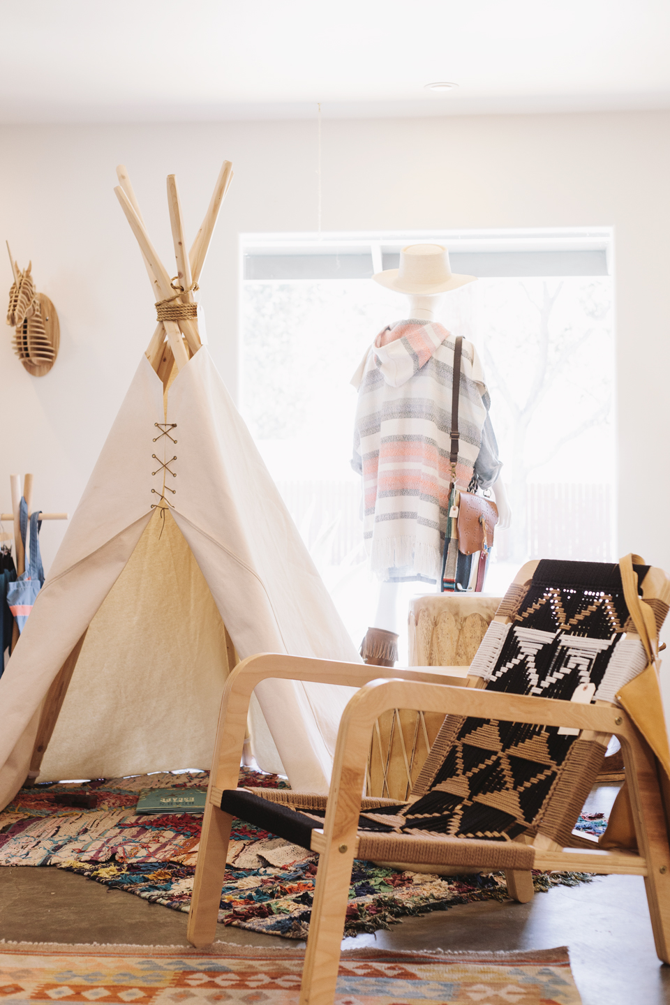 in the field: ojai california boutique