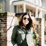 everyday cargo jacket and jeans
