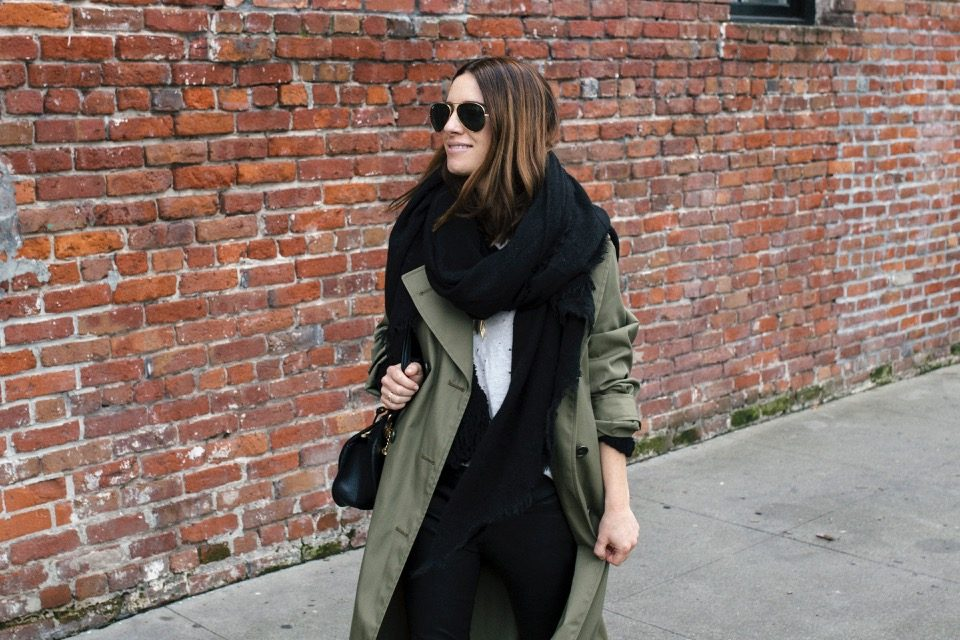 winter layers - what to wear in san francisco