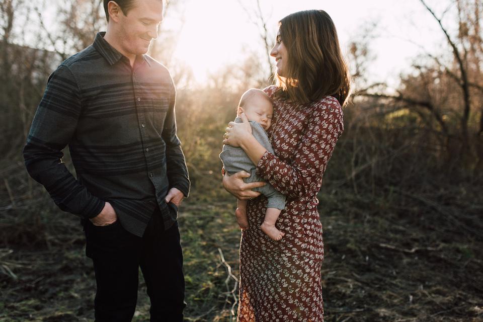 sweet family shoot