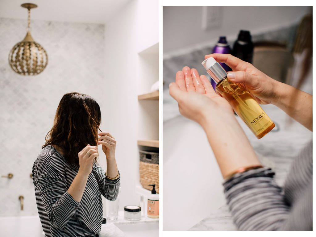 my new mom beauty routine
