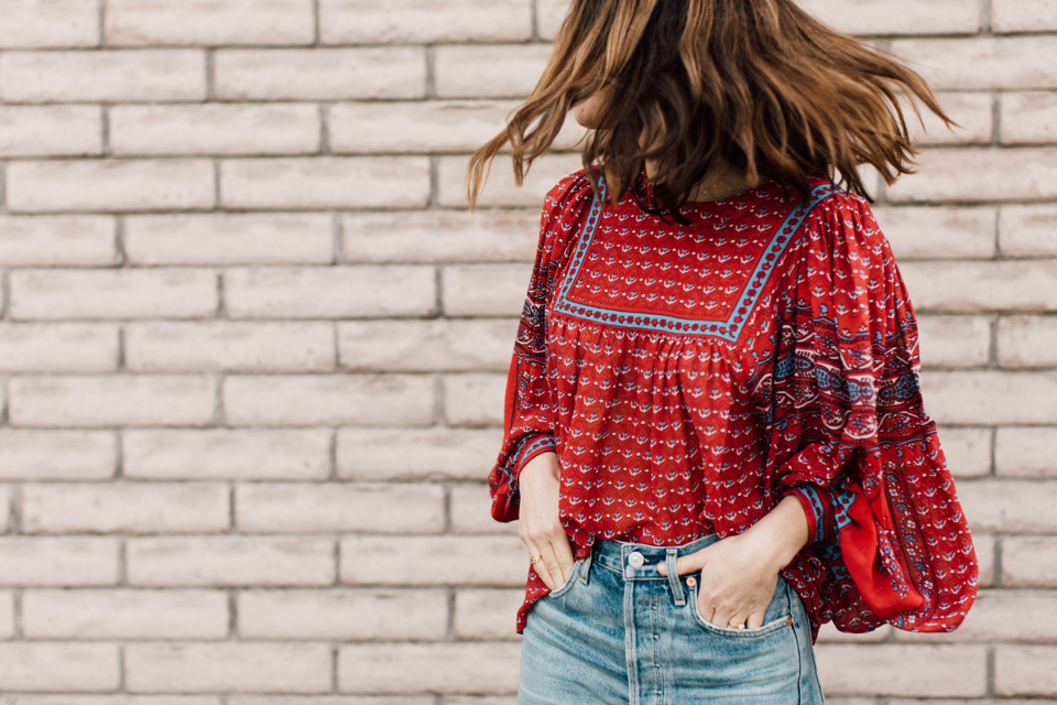 10 pretty spring blouses