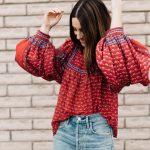 10 pretty spring blouses