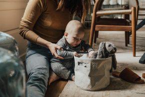 petit pehr bins make the best easter baskets for littles