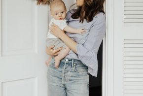mommy and me style... my favorite stylish duds for rex!