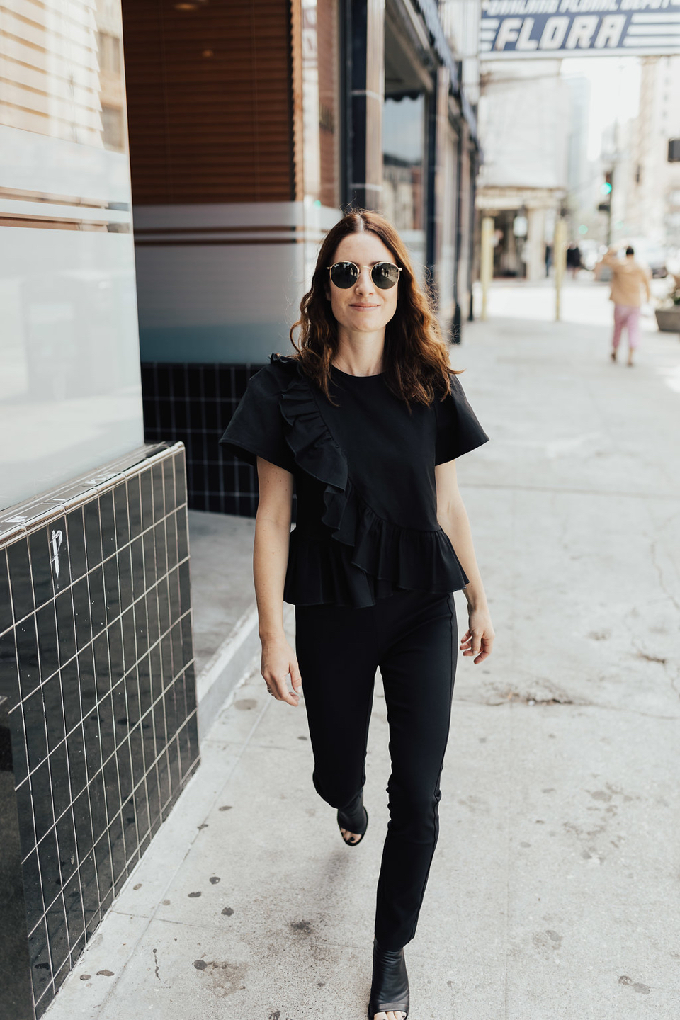 The Best Slimming Little Black Pant