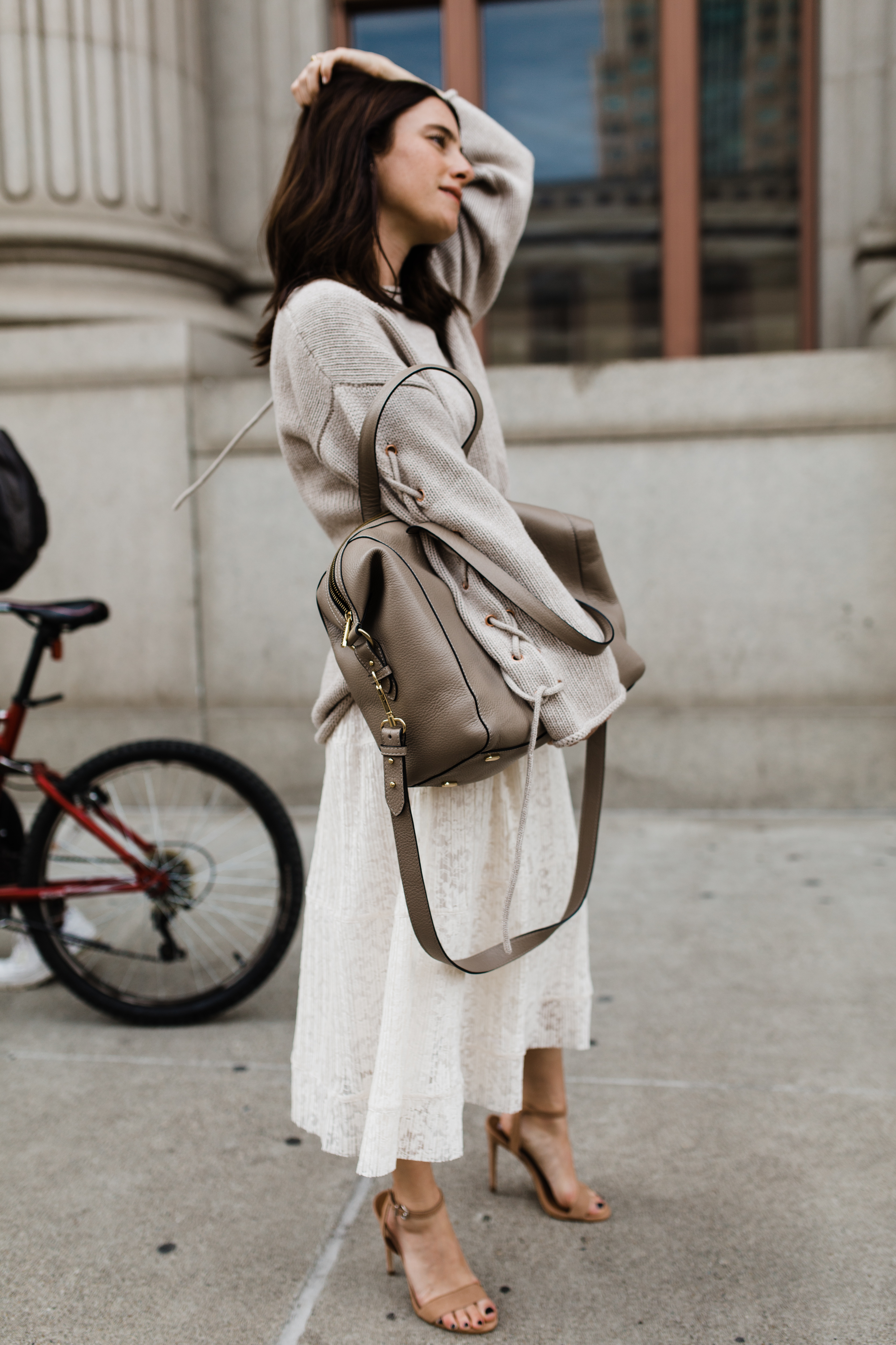 the perfect travel bag from Cuyana