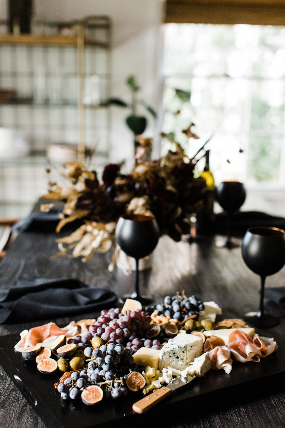 grown-up halloween entertaining
