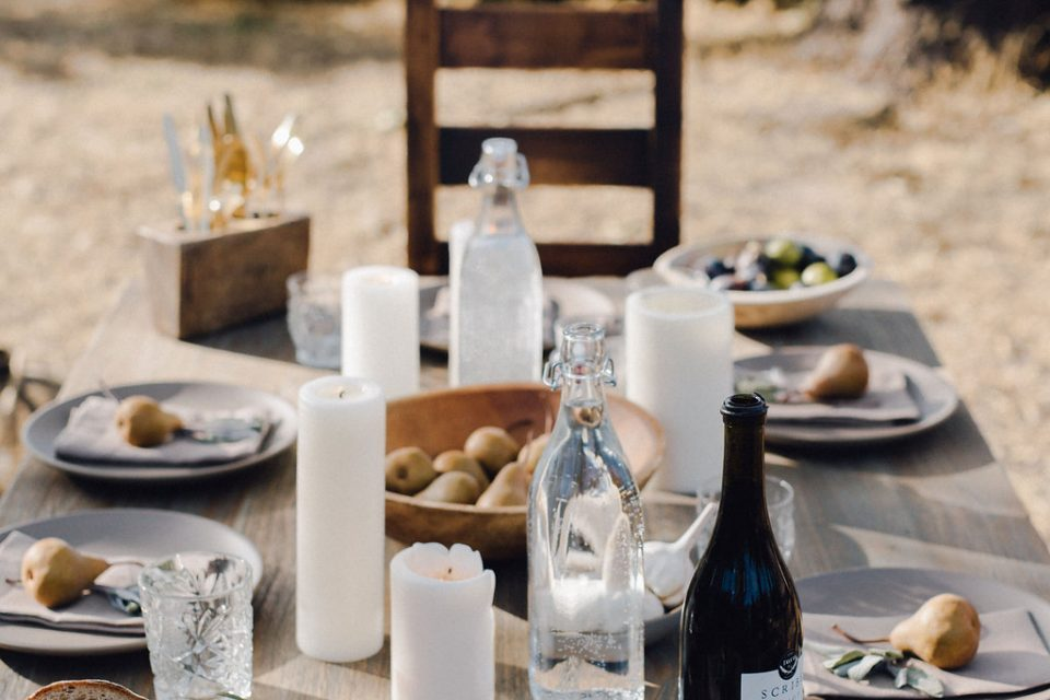 everything you need to host your first thanksgiving