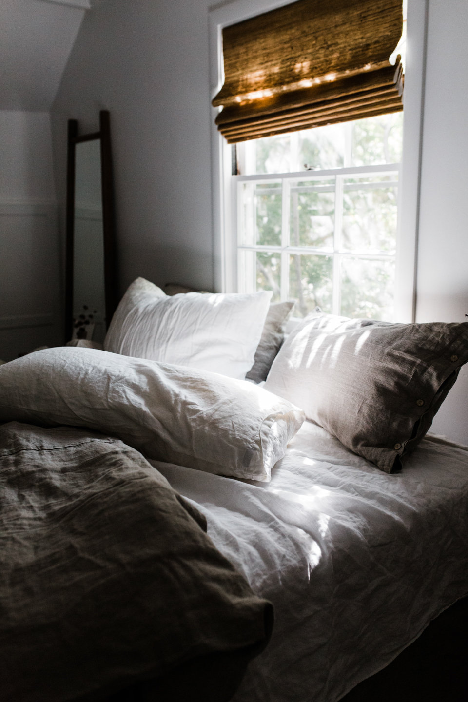 Linen Bedding Worth Splurging On - Cheetah is the New Black