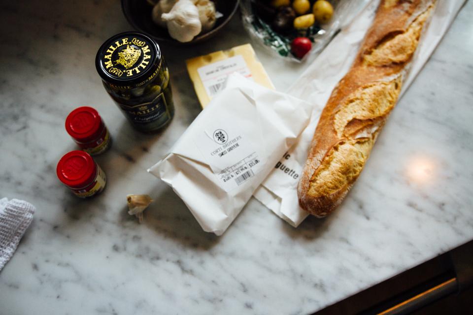 Fondue de Fromage | A Frank Corti Recipe