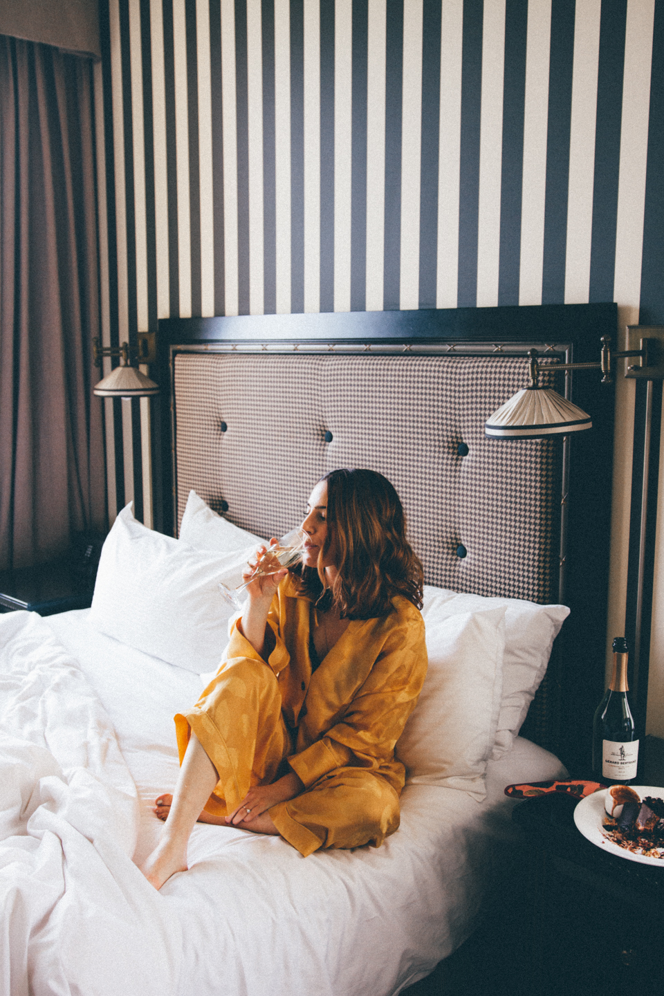 Pajama Party | & Other Stories Silk PJs