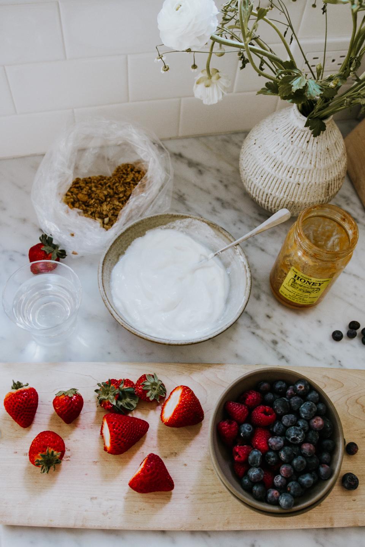 Easy Kid-Friendly Recipe | Yogurt Popsicles