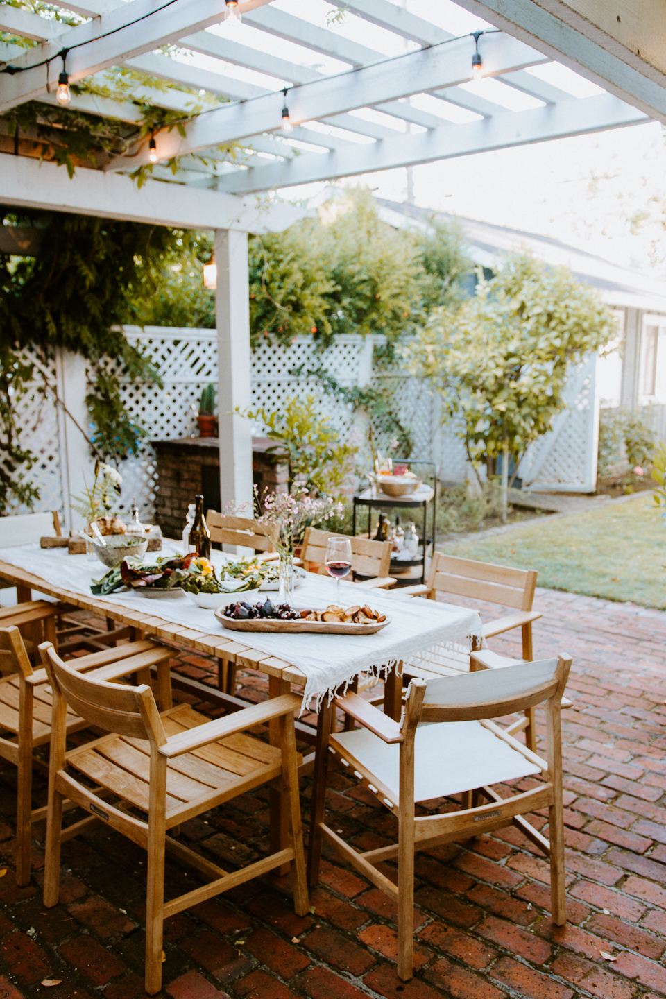 Summer Ready | New Backyard Patio Set