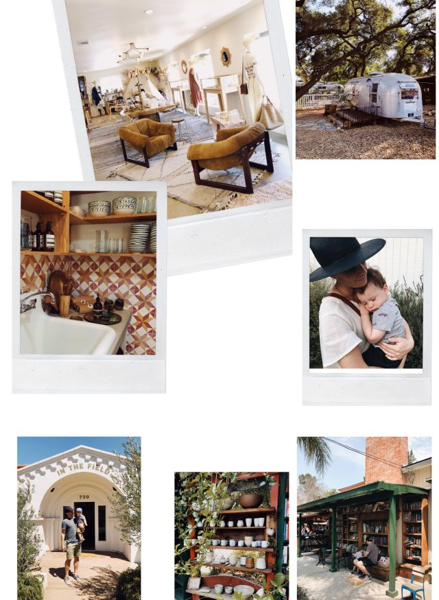 My guide to Ojai... 8 of the highlights and my favorite spots from our recent trip to this sweet town.