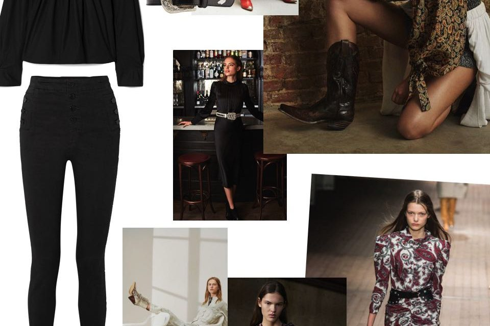 4 Ways to Add a Touch of Western to Your Fall Looks