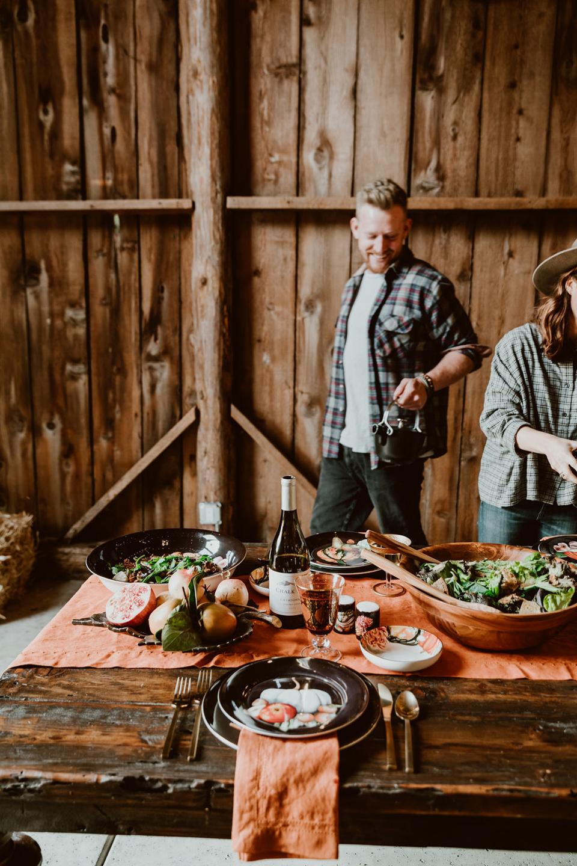 Autumn Feast at Stoney Creek Ranch | Part II