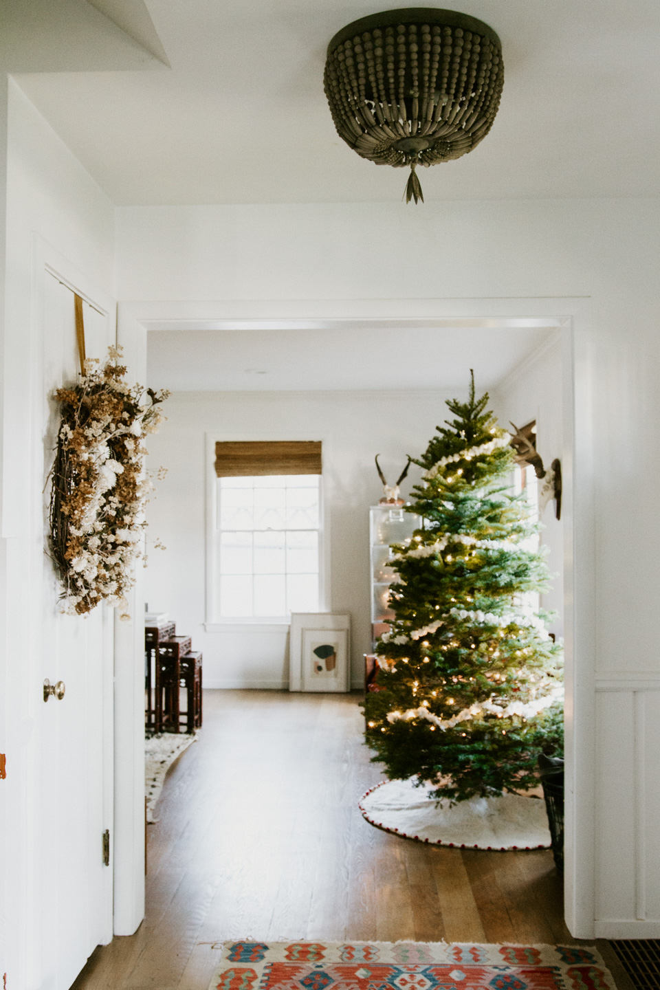 Holiday Decor You Can Leave Up Through New Years
