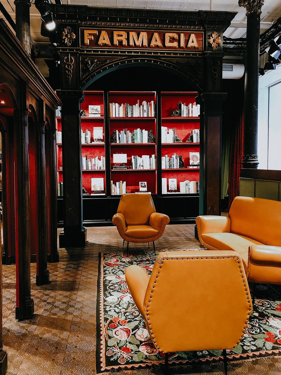 Why You Should Plan A Solo Trip -- Gucci Wooster Bookstore