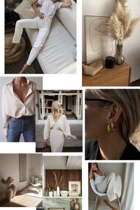 spring neutrals edit... what's on my wishlist