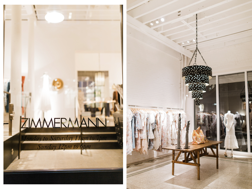 Spring Floral Finds (And Inside the New SF Zimmermann Store)