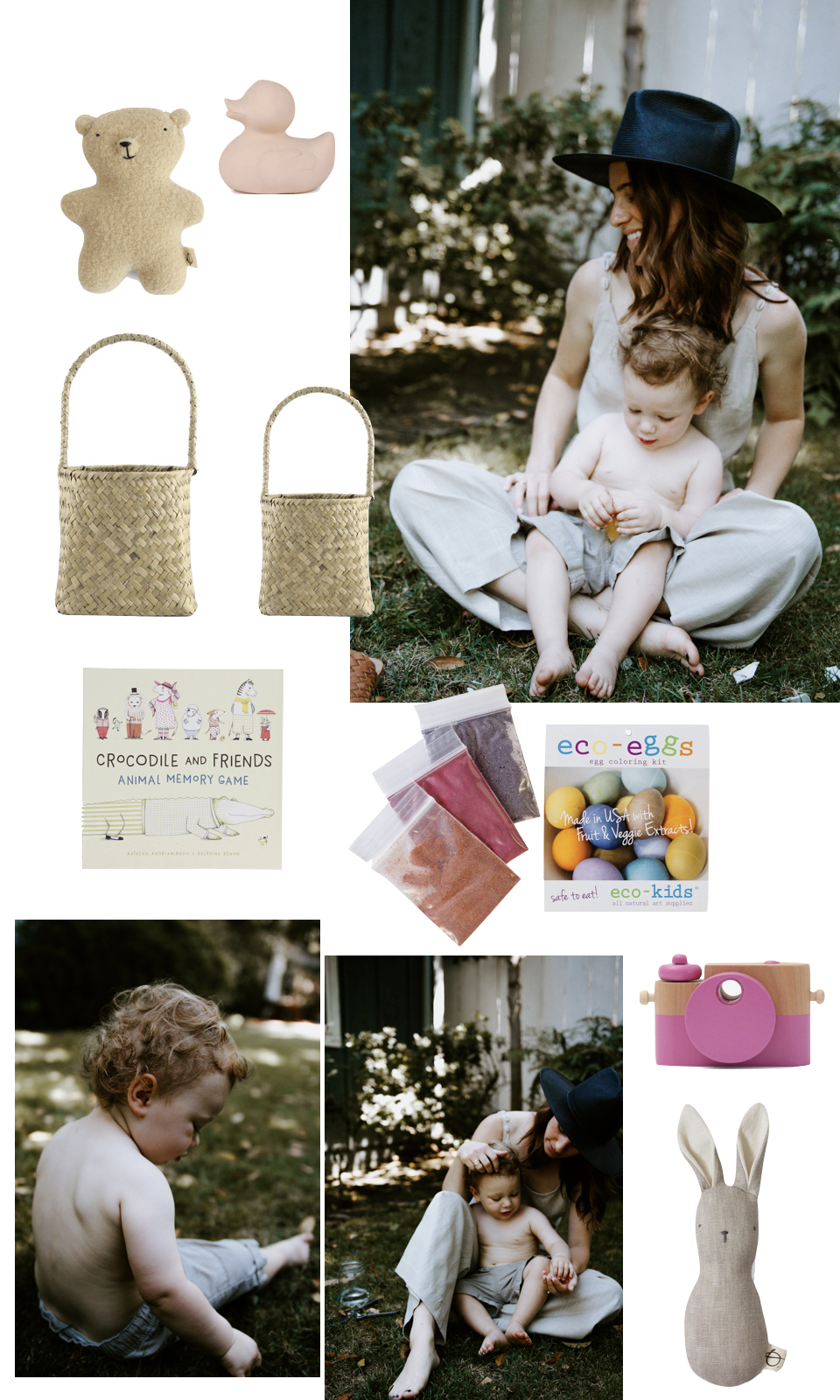 Easter Baskets, Traditions, and Creative Ideas for Toddlers