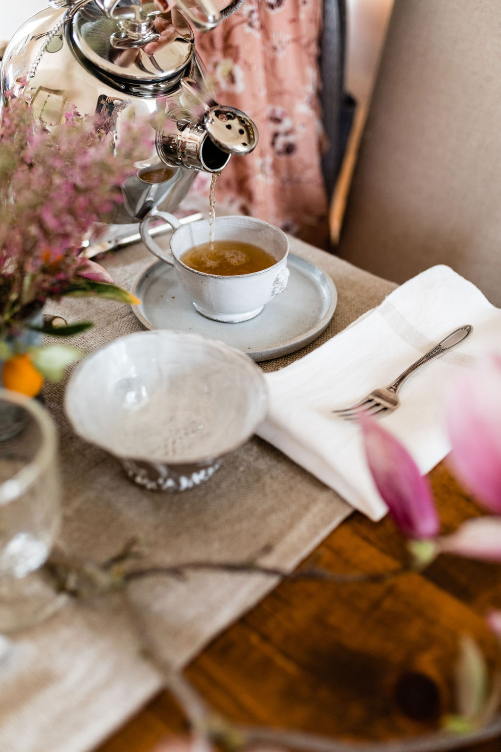 A Tea Party Spread to Inspire Your Easter Sunday Plans