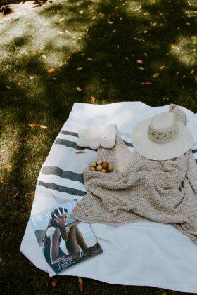 summertime lounge essentials