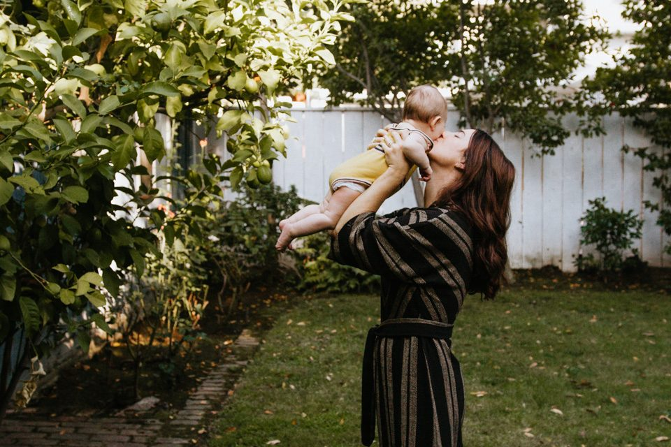 How I prepped for baby number two...